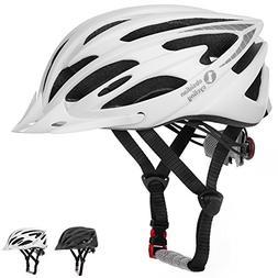 TeamObsidian Airflow Bike Helmet  - for Adult Men & Women an
