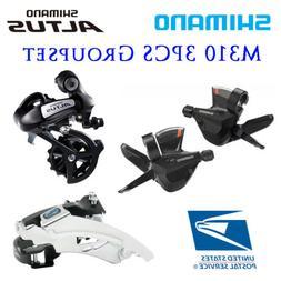 SHIMANO Altus 3PCS Groupset M310 Shifter Front Rear Deraille