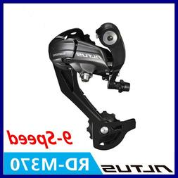 Shimano Altus M370 RD-M370 Rear Derailleur 9S MTB Bike Rear