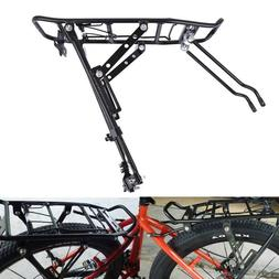 Aluminum Alloy Bike Rear Rack Seat Luggage Carrier Bicycle P