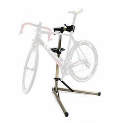 Aluminum Cycle Pro Mechanic Bicycle Repair Stand Rack Bike