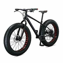 Mongoose Argus Sport Adult Fat Tire Mountain Bike, 26-inch W