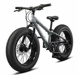 Mongoose Argus ST Kids Fat Tire Mounatin Bike, 20-Inch Wheel