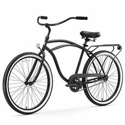 sixthreezero Around The Block Men's Single Speed Cruiser Bic