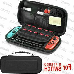 For Nintendo Switch Accessories Case Bag+Shell Cover+Chargin