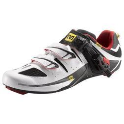 Mavic Avenge Gentlemen white/black  Road Bike shoes