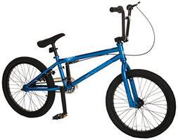 "Hoffman Aves Boys BMX Bike Blue, 20"" Wheel"