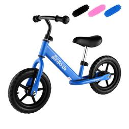 Baby Balance Bikes Bicycle Children Walker No Foot Pedal Tod