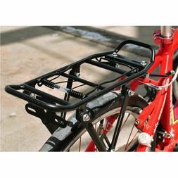 Back Rear Bicycle Rack Adjustable Bike Cycling Cargo Luggage