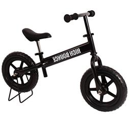High Bounce Balance Bike Adjustable from 11''-16'' With a Ha