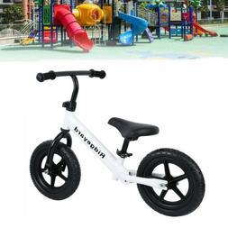 Balance Bike Classic Kids No-Pedal Learn To Ride Pre Bike 12