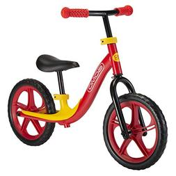 "Tykesbykes Balance Bike - 12"" Wheel, Yellow"