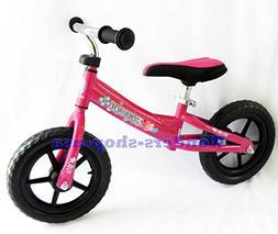 "New 12"" Balance Push Bike Bicycle No Pedal for Kids Children"