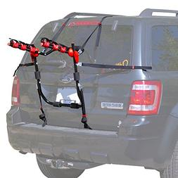 Apex BC-71031-3 Scout 3-Bike Trunk Mounted Bicycle Carrier R