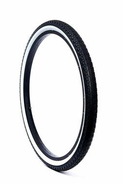 """Beach Cruiser Tires Bicycle Component Parts 26"""" X 2.125 Blac"""