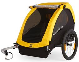Burley Bee Compact Fold Bike Bicycle Trailer Wagon For 1 or