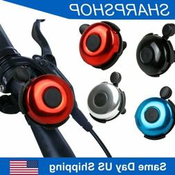 Bicycle Bell Ring Cycling Bike Loud Horn Alarm Handlebar for