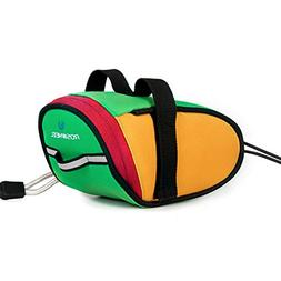 New Bicycle Bike Cycling Saddle Outdoor Pouch Seat Bag
