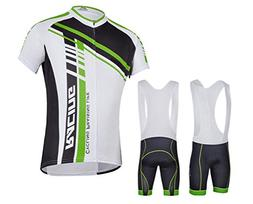 Sponeed Bicycle Bike Jersey Bib shorts Cycling men Jacket Bi