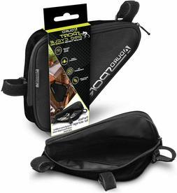 Aduro Bicycle Bike Storage Bag Triangle Saddle Frame Adjusta