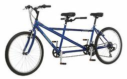 2 Seater Bicycle Built Two Person 21 Speed Bike Tandem Road
