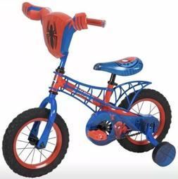 Huffy Bicycle Company Ultimate Spiderman Bike, 12-Inch