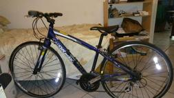 """Bicycle Diamond Back 26"""" Blue Complete Used only in driveway"""