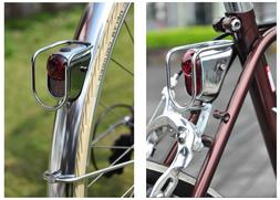bicycle fender light vintage bike tail light