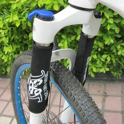 Bicycle Front Fork Protective Sleeve Bike Dust-proof Frame S