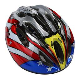 SMYTSHOP Bicycle Helmet 10 Vent Child Sports Mountain Road B