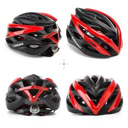 Bicycle Helmet Back Tail Light Safety Cycling Bike Helmet Me