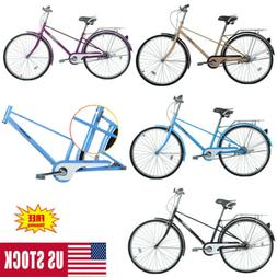Bicycle High Carbon Bike 26 inch Lightweight Outdoor Sport T