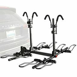 BV HR 4-Bike Bicycle Hitch Mount Rack Carrier for Car Truck