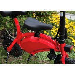 Bicycle Kids Child Bike Seat Front Mounting Saddle Baby Carr