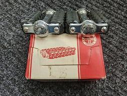 Schwinn Bicycle Midget Stingray Pedals - NOS 1960's Original