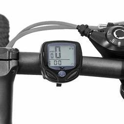 Premium Bicycle Odometer and Speedometer, Wireless Backlight