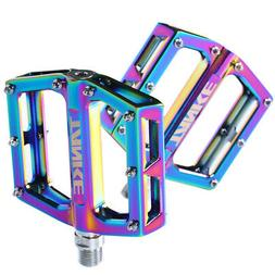 Bicycle Pedal Aluminum Alloy Mountain Bike Road Cycling Plat