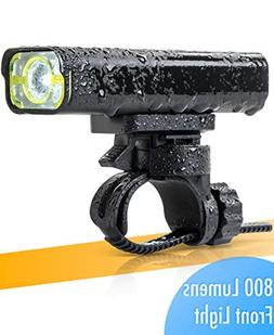 BrightRoad The Original LED Bicycle Rechargeable Headlight |