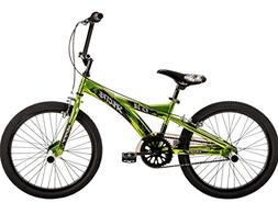 "20"" Huffy Spectre Boys' BMX Bike, Green"