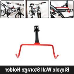 Bicycle Storage Hanger MTB Rack Stand Garage Wall Mount Bike