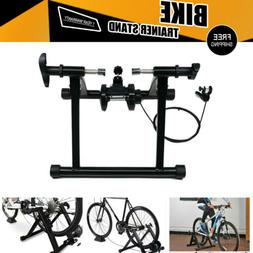 Bicycle Trainer Stand Bike Exercise Training Quiet Noise Red