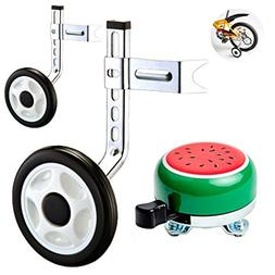 Ciao! Sports & Outdoors Bicycle Training Wheels for Kids wit