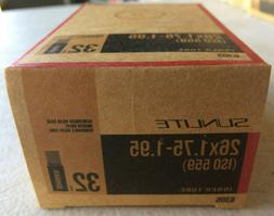 "Sunlite Bicycle Tube - 26"" x 1.75-1.95, Schrader Valve"