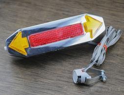 Bicycle Turn Signal LIGHT Reflector Vintage Schwinn Stingray