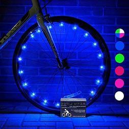 Bicycle Wheel Lights Bike Lights Batteries Included Christma