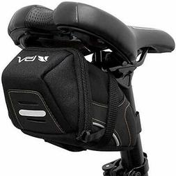 Bicycle Black Saddle Bag Seat Accessories Tools Mountain Roa