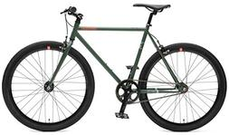 Retrospec Bicycles Mantra V2 Fixed Gear Bicycle with Sealed
