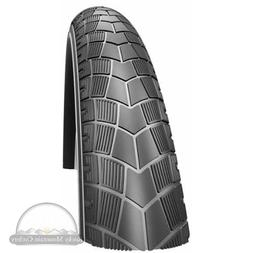Schwalbe Big Apple HS 338 Cruiser Bicycle Tire - Wire Bead