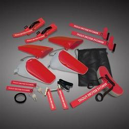 Big Bike Parts  Ground Component Kit 5 Blade