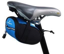 New Outdoor Bike Bicycle Cycling Strap-on Saddle Bag Tail Re
